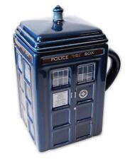 Doctor Who Tasse Tardis aus Keramik, mit Deckel