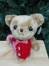 Big Head Ted Plush Bear  NWTS Bearington collecton
