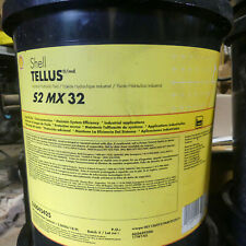 5 Gallon Shell Tellus S2 MX ISO 32 Hydraulic Fluid - Industrial Mobile Marine