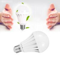 LAMPADINA LED EMERGENZA RICARICABILE E27 5W/7W/9W/12W LUCE BIANCA INTELLIGENTE
