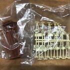 Vintage HO Scale Railroad Telephone Telegraph Electrical Power Poles & Signs