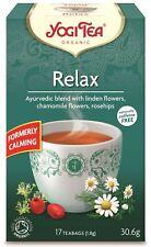 Yogi Tea Relax Tea - 17 Sacchetti