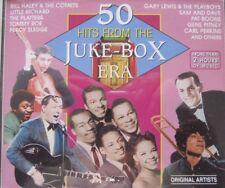 50 HITS FROM THE JUKE-BOX ERA -  2 CD