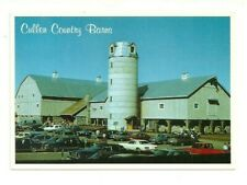 CULLEN COUNTRY BARNS, TORONTO, ONTARIO, CANADA CHROME POSTCARD