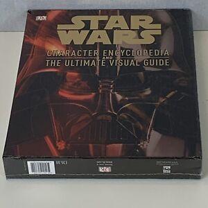Star Wars Books Box Set Character Encyclopedia Ultimate Visual Guide