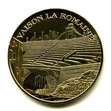 84 VAISON-LA-ROMAINE Pont et théâtre, 2007, Monnaie de Paris