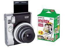 Fujifilm Instax Mini 90 Neo Classic Fotocamera Instantanea - Nera/Argenta (16404583)