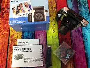 Fujifilm instax Wide 300 Instant Film Camera with Film *SEE DESCRIPTION*