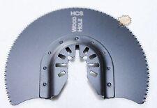 Segment Sägeblatt f. Holz  86mm Zubehör für Fein Dewalt Bosch Worx Schnellspann