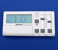 Buderus HS 4201 Fernbedienung FMEC Mobiler Ecomatic 4000 70004131  MEC HS4201