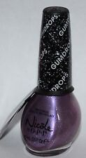 Nicole By OPI GUMDROPS Textured Matte Finish Nail Polish .5 oz I LILAC GUMDROPS*