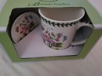 Portmerion Botanic Garden Mugs Set
