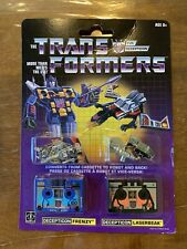 Transformers Cassettes Frenzy And Lazerbeak Walmart Reissue