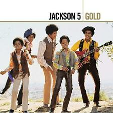 Jackson 5 GOLD Best Of 36 Essential Songs GREATEST HITS New Sealed 2 CD