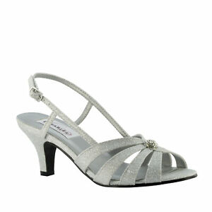 Dyeables Fiona - Color - Silver / Size - 6 W