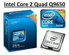 Intel Core 2 Quad Q9650 SLB8W 3.0GHz, 12MB Cache, 4 Core, Socket LGA775, 95W CPU