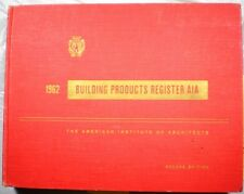 ASBESTOS Building Products Catalog Tile Insulation 1962