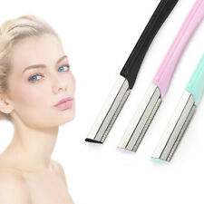Pro Tinkle Eyebrow Face Razor Trimmer Blade Shaper Shaver Hair Remover Tool