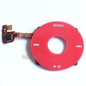 Red iPod Classic U2 Clickwheel Click Wheel Scroll For 80GB 120GB 160GB A1238 UK