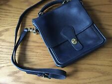 Coach Vintage Willis Station Bag 5130 Leather Crossbody Messenger