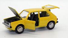 Schuco Diecast Volkswagen VW 1974/83 Golf mk1  Opening doors hood & hatch 1/43