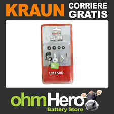 KRAUN CUFFIA MP3 LM1500