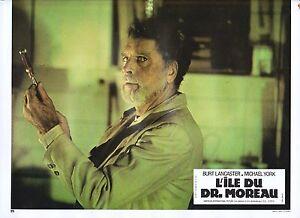 Photo d'exploitation. L'ile du docteur Moreau. 1977. Tirage original. (41/72)