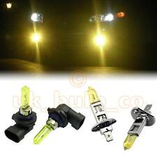 Amarillo Xenon Baja + High Beam Bulbos Para Honda Cr-z Modelos h1hb3