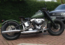 Chop it Fender 160 MM Stahl Heckfender für Harley Davidson und Custombikes