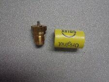 NOS ORIGINAL GENUINE PORSCHE 356A SOLEX CARBURETOR DISC NEEDLE VALVE 1.5mm