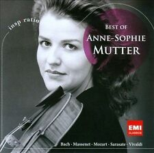 Best of Anne-Sophie Mutter, New Music