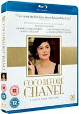 Coco Before CHANEL 5055201809087 With Alessandro Nivola Blu-ray Region 2
