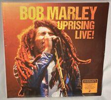 Bob Marley Uprising Live 3x LP Colored Vinyl Tuff Gong