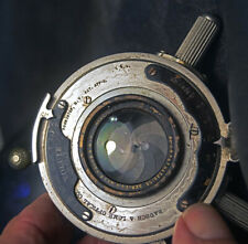 GOERZ DAGOR Series III 1a 6.5 Inch f:2.8 Volute Shutter bad// Lens clean! READ