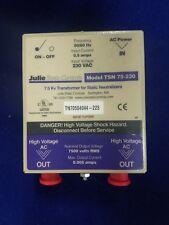 Julie Static Controls TSN 75-230  Transformer for Static Neutralizer