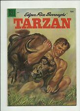 TARZAN #68 1955  DELL GOLDEN AGE.JUNGLE  MOVIE AND T.V. COMIC BOOK FN+/+