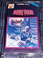 Solstice – Solstice. VG Cassette Tape Thrash/ Death Metal Hard to Find