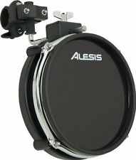"*NEW-W/ MOUNT CLAMP* Alesis 8"" RealHead Dual Zone Drum Pad [DM10 DM8 DM6 DMPad ]"