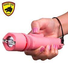 Guard Dog Inferno 6 Million Volt Stun Gun Taser Flashlight, Pink, SG-GDI6000PK