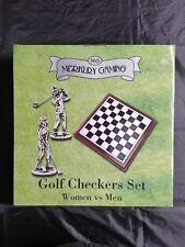 golf checkers set
