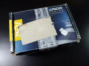 PAGID RSL-1 Racing Professionally Pre-Bedded Brake Pad Set S-1539-L01001 (NEW)