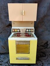 Vintage 1960's Barbie Deluxe Reading Dream Kitchen Stove