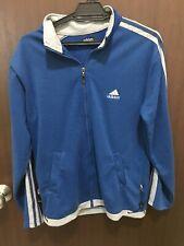 **Adidas jacket** blue Vintage