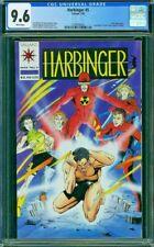 HARBINGER 5 CGC 9.6 Shooter Jackson Layton 1992