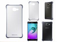 Original Samsung Galaxy A5 2016 Edition Clear Cover Case EF-QA510 Tasche