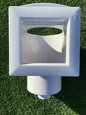 More details for standard above ground small square mouth surface skimmer for liner pools1.5
