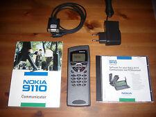 NOKIA 9110 COMMUNICATOR PARI AL NUOVO ORIGINALE GIACENZA NOKIA + ACCESSORI ORIG