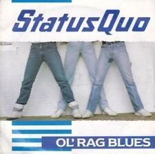 """Status Quo Avant-Garde & Experimental 7"""" Singles"""