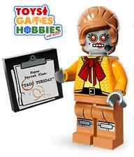 *NEW* Minifigure LEGO MOVIE SERIES - #11 VELMA STAPLEBOT Minifig -In Foil Bag