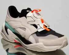 Puma Thunder Disc Men's White Black Casual Lifestyle Sneakers Shoes 369355-07